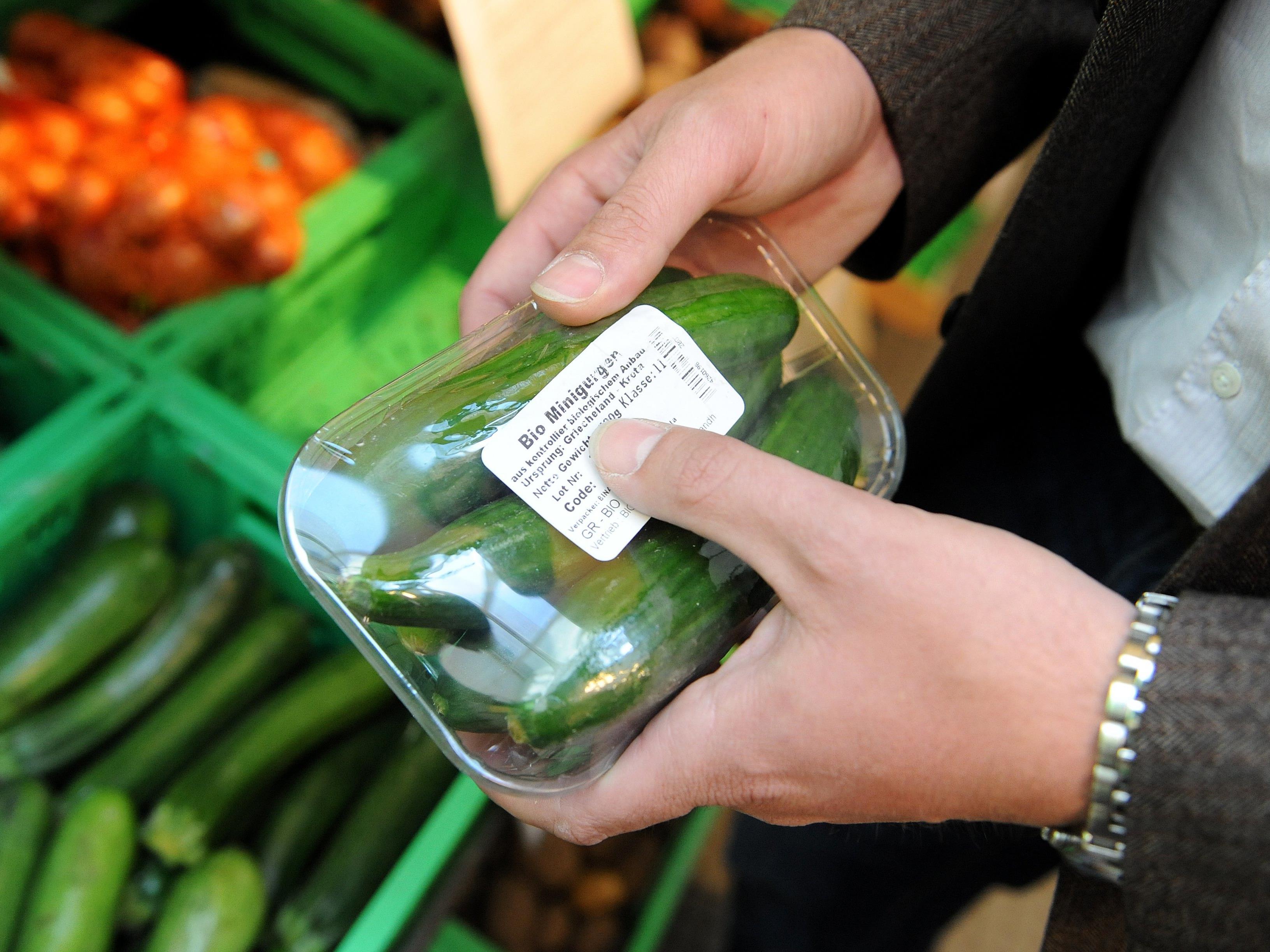 """Bio-Angebot in Supermärkten: Ergebnis für Greenpeace """"mehr als erfreulich."""
