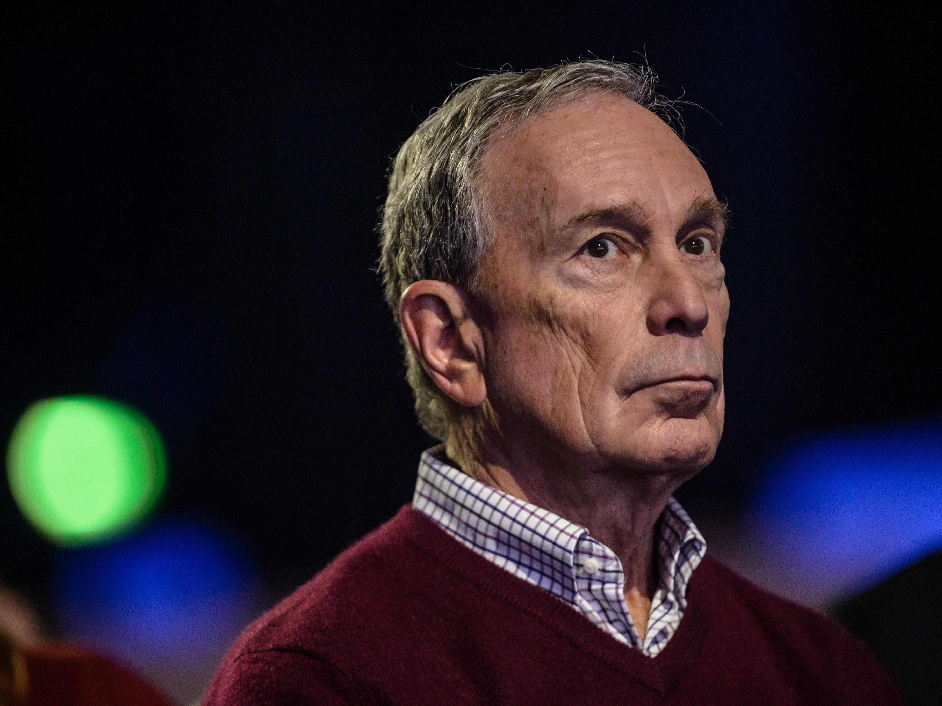 Michael Bloomberg (73): Wird der Milliardär zum Joker im US-Präsidentschaftswahlkampf?