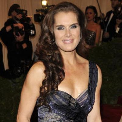 Man kann gespannt sein auf das Kleid von Brooke Shields.