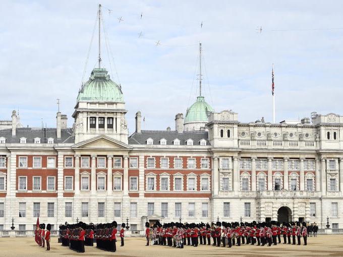Interessierte können Residenz britischer Königsfamilie erkunden