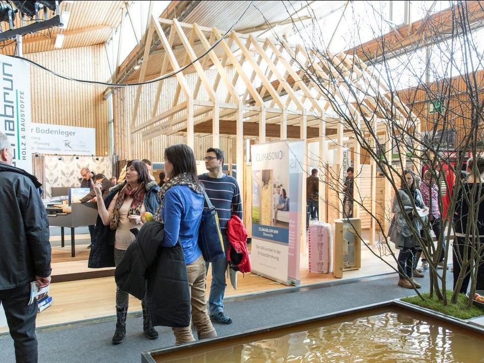 Rund 200 Aussteller, gegliedert in neun Ausstellungsbereiche