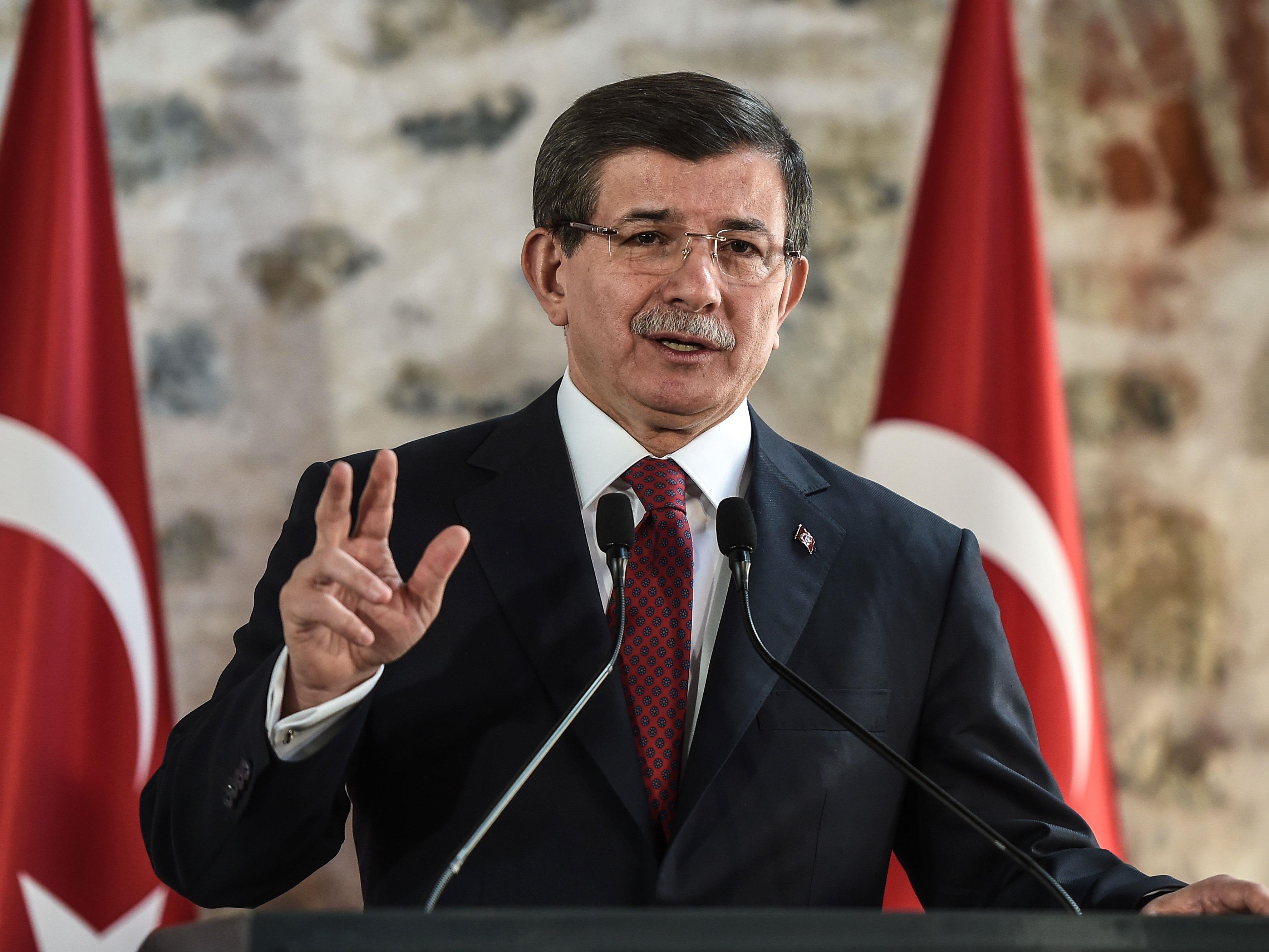 Die Türkei will die syrische Kurdenpartei PYD nicht am Tisch haben.