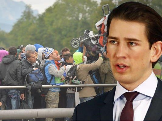 Österreich will den Druck auf Griechenland erhöhen, um den Flüchtlingsstrom zu bremsen.