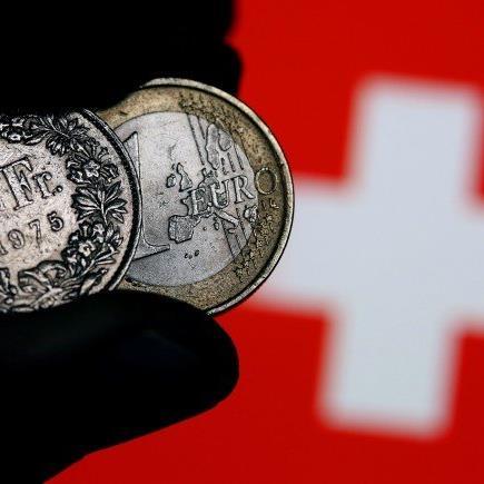 Frankenschock: KOF-Konjunkturbarometer zeigt leichte Erholung an
