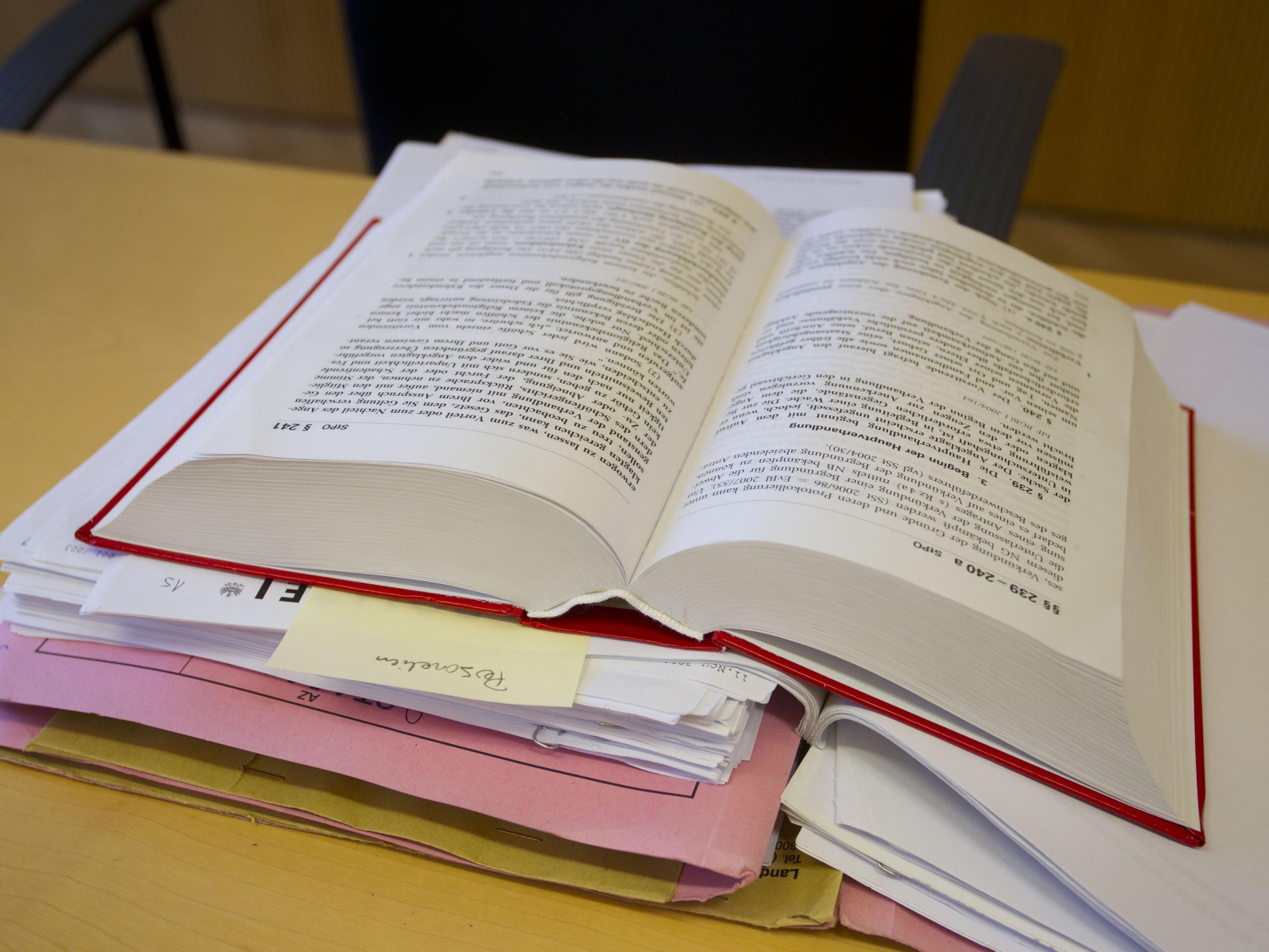 Der vollen Berufung der Angeklagten gegen das Feldkircher Ersturteil gab das Oberlandesgericht (OLG) keine Folge.