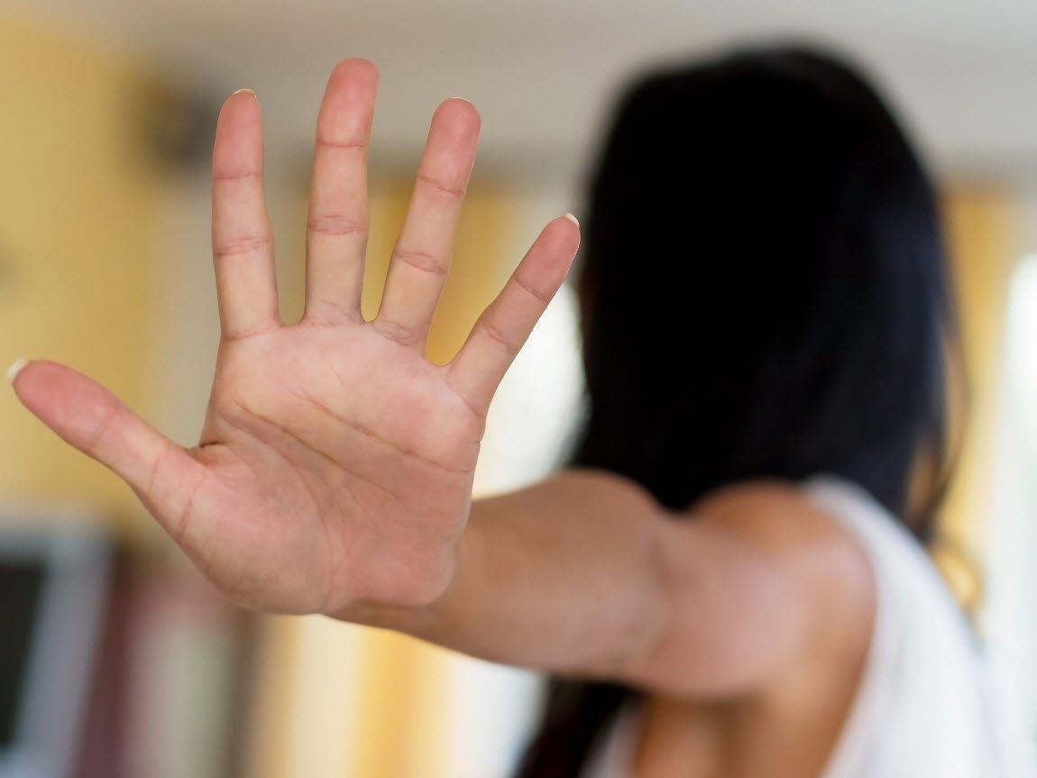 Frau fühlte sich belästigt und war beunruhigt