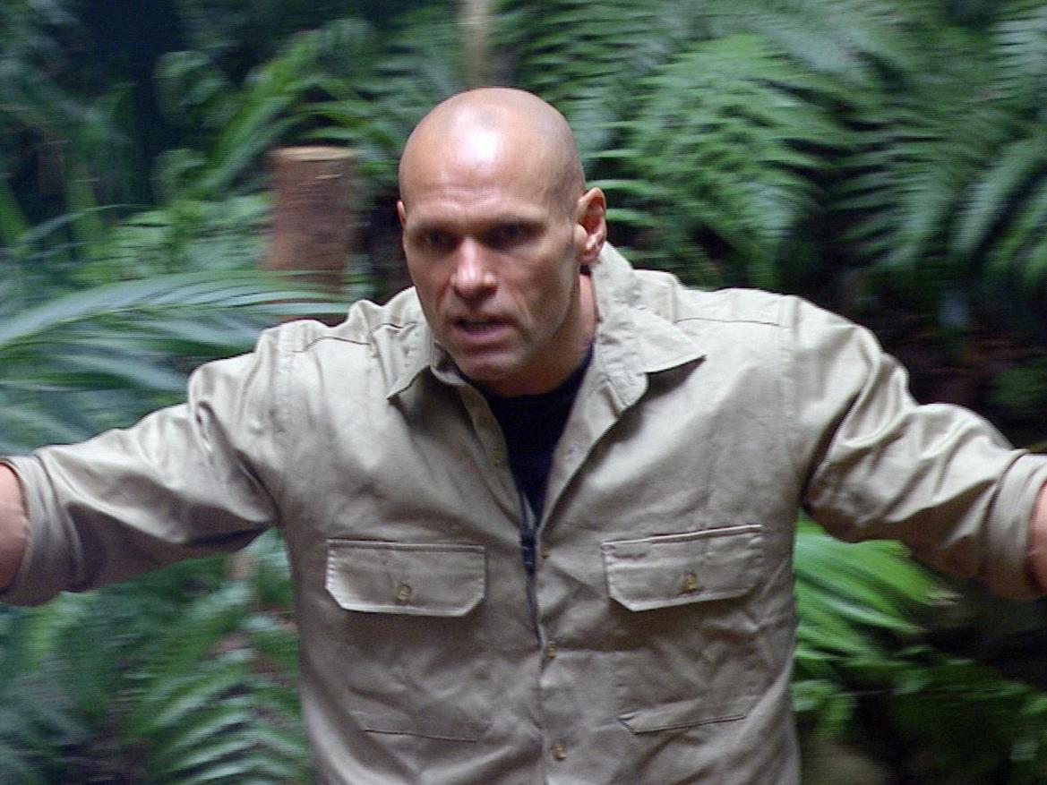 Legat ist derzeit im RTL-Dschungelcamp.