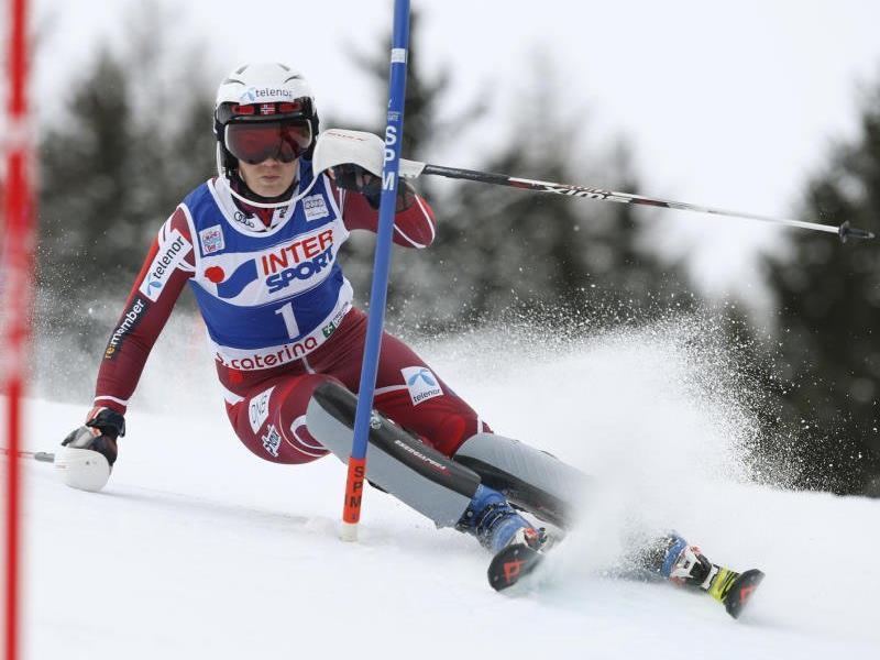 Slalom Santa Caterina