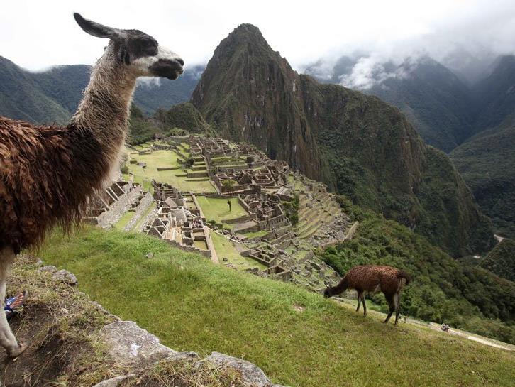 Fotoaufnahmen entstanden in Kooperation mit peruanischem Kultur-Ministerium.