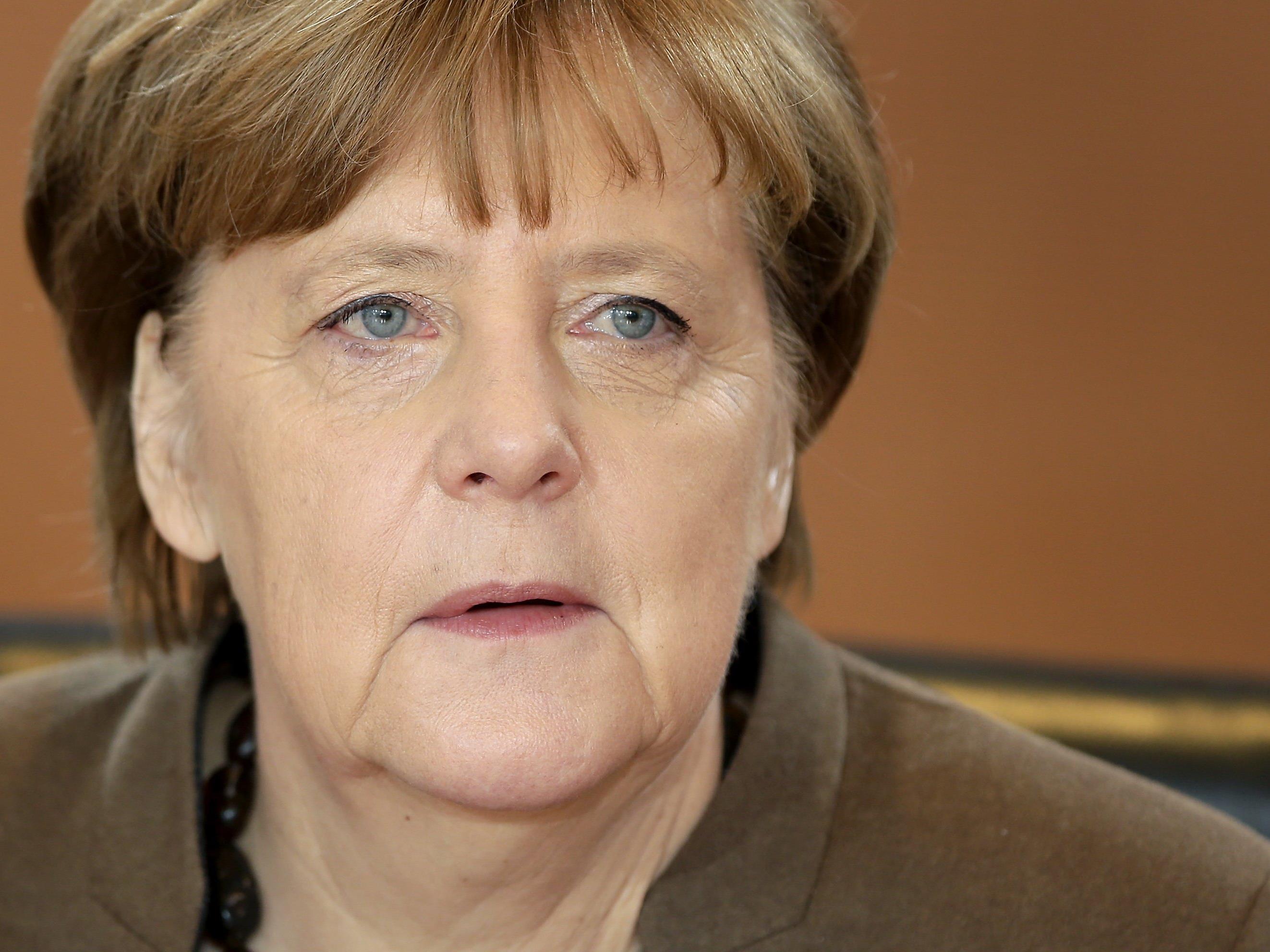 Die deutsche Bundeskanzlerin Angela Merkel sträubt sich weiter gegen die Festlegung einer nationalen Obergrenze in der Flüchtlingspolitik