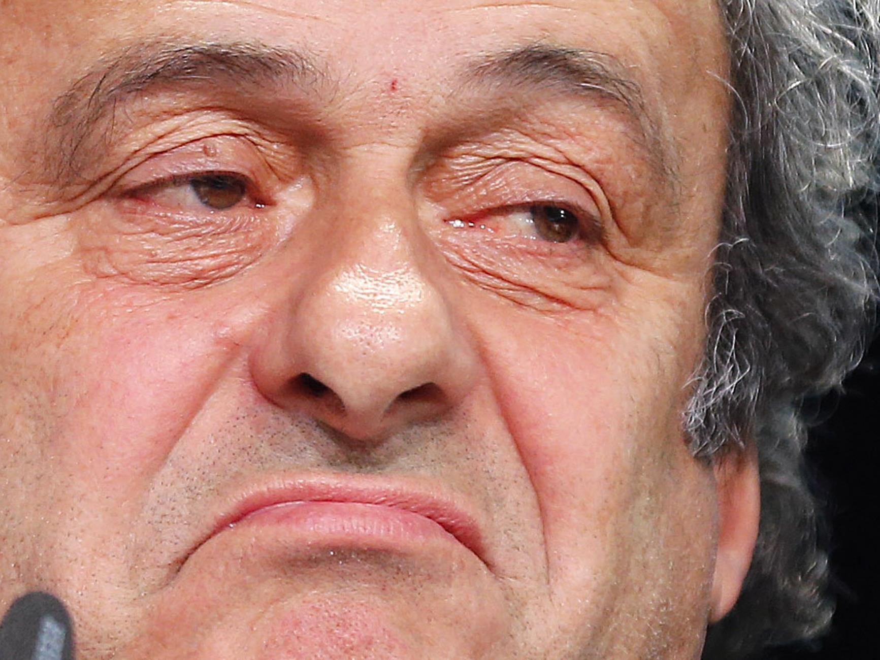 Kam die Sperre durch die FIFA ungelegen: Michel Platini.