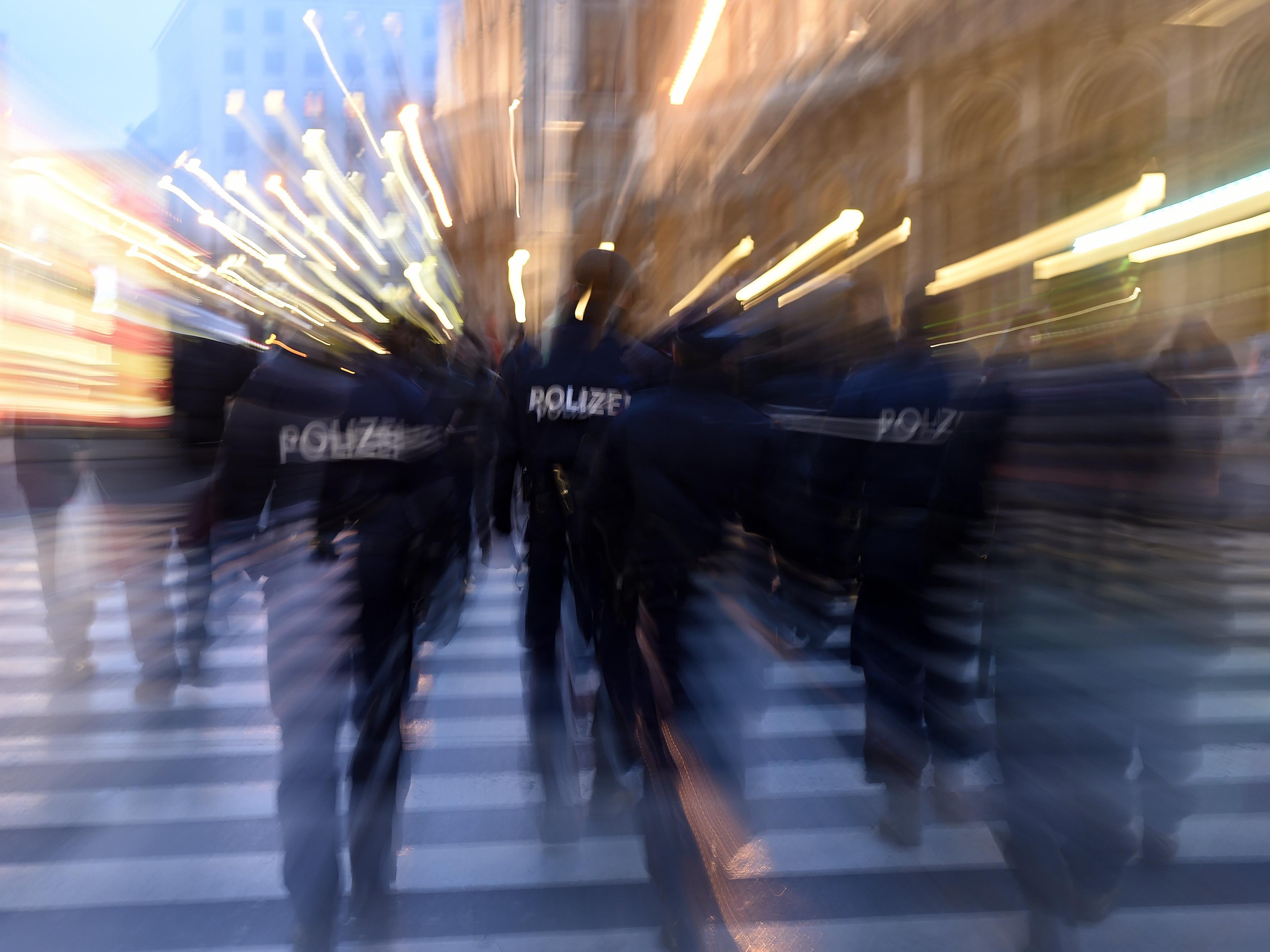 Bis 2019 200 zusätzliche Polizeiposten in Vorarlberg.