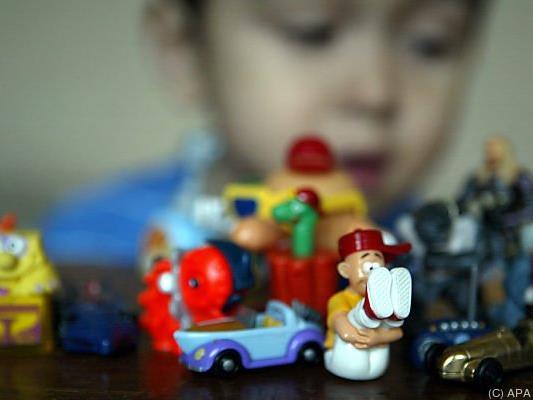 Für Kinder unter drei Jahren nicht geeignet