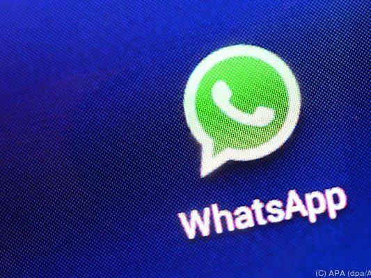 88 Prozent veröffentlichen regelmäßig Bilder auch auf WhatsApp