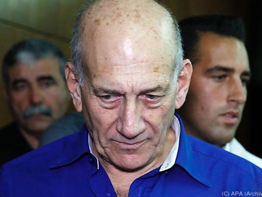 Olmert wegen Korruption verurteilt