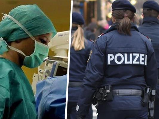 Wien-Leopoldstadt: Unbekannter attackiert Mann mit Messer