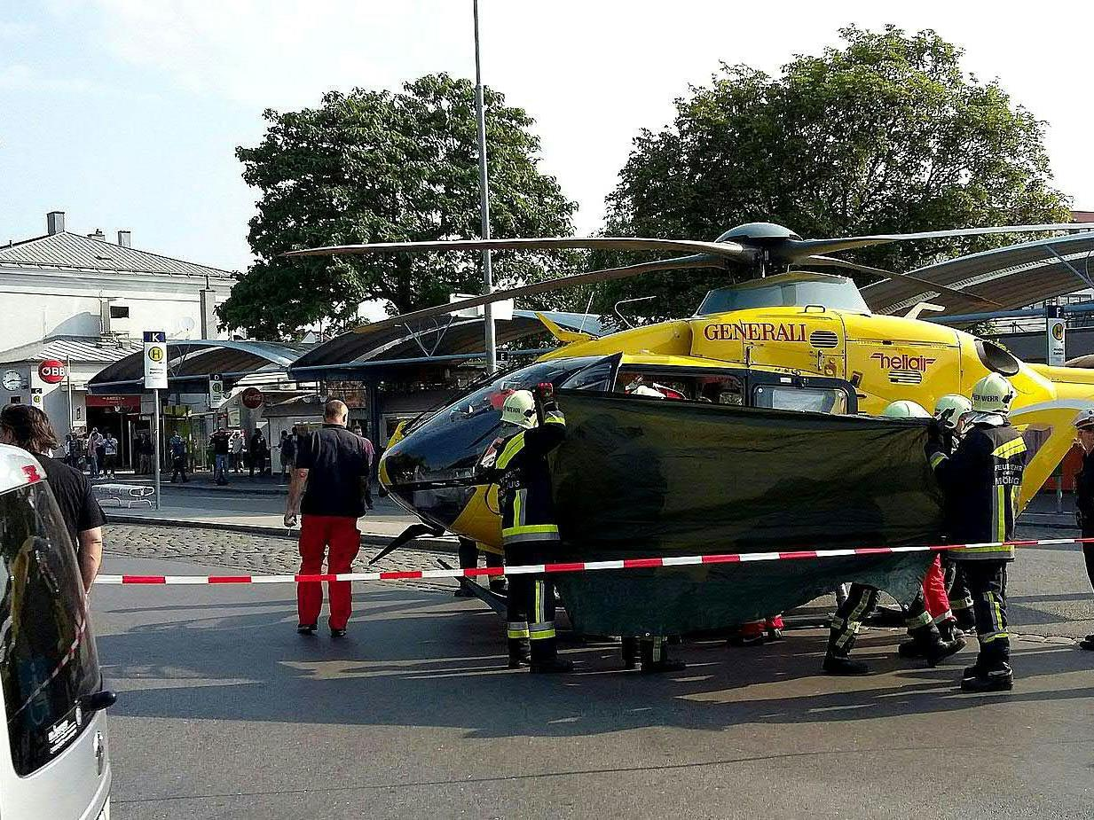 Bereits im Vorjahr geschah am Bahnhof Mödling ein ähnlicher Unfall.