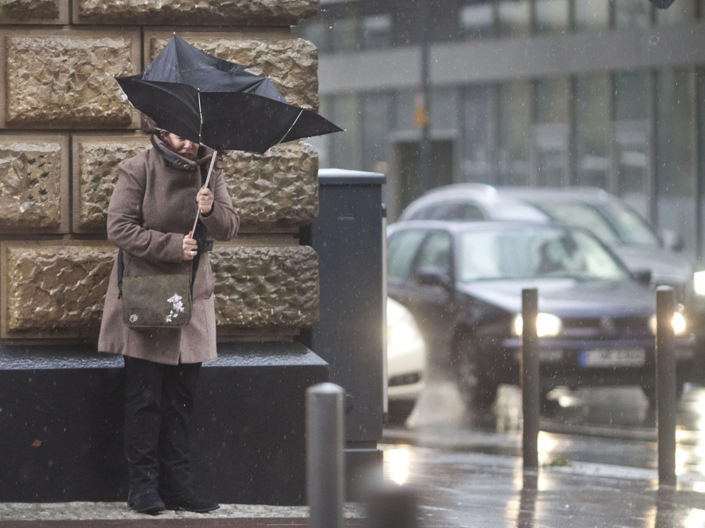 ZAMG-Prognose verspricht dazu Regen und Schneefall