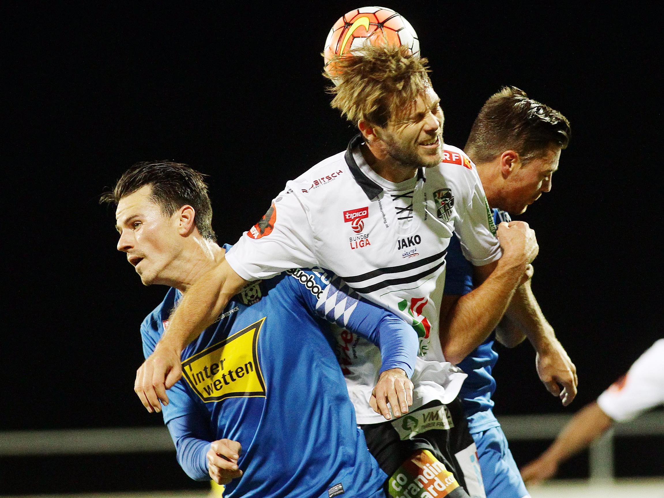 LIVE-Ticker zum Spiel WAC gegen SV Grödig ab 18.30 Uhr.