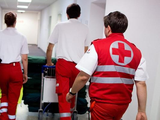 Wien – Leopoldstadt: Mann bei Arbeitsunfall verletzt