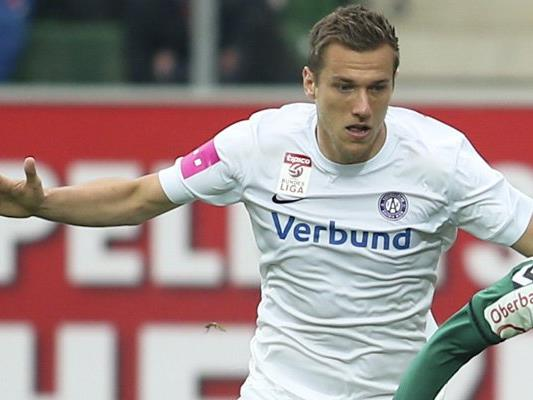 Mario Leitgeb kehrt der Austria den Rücken.