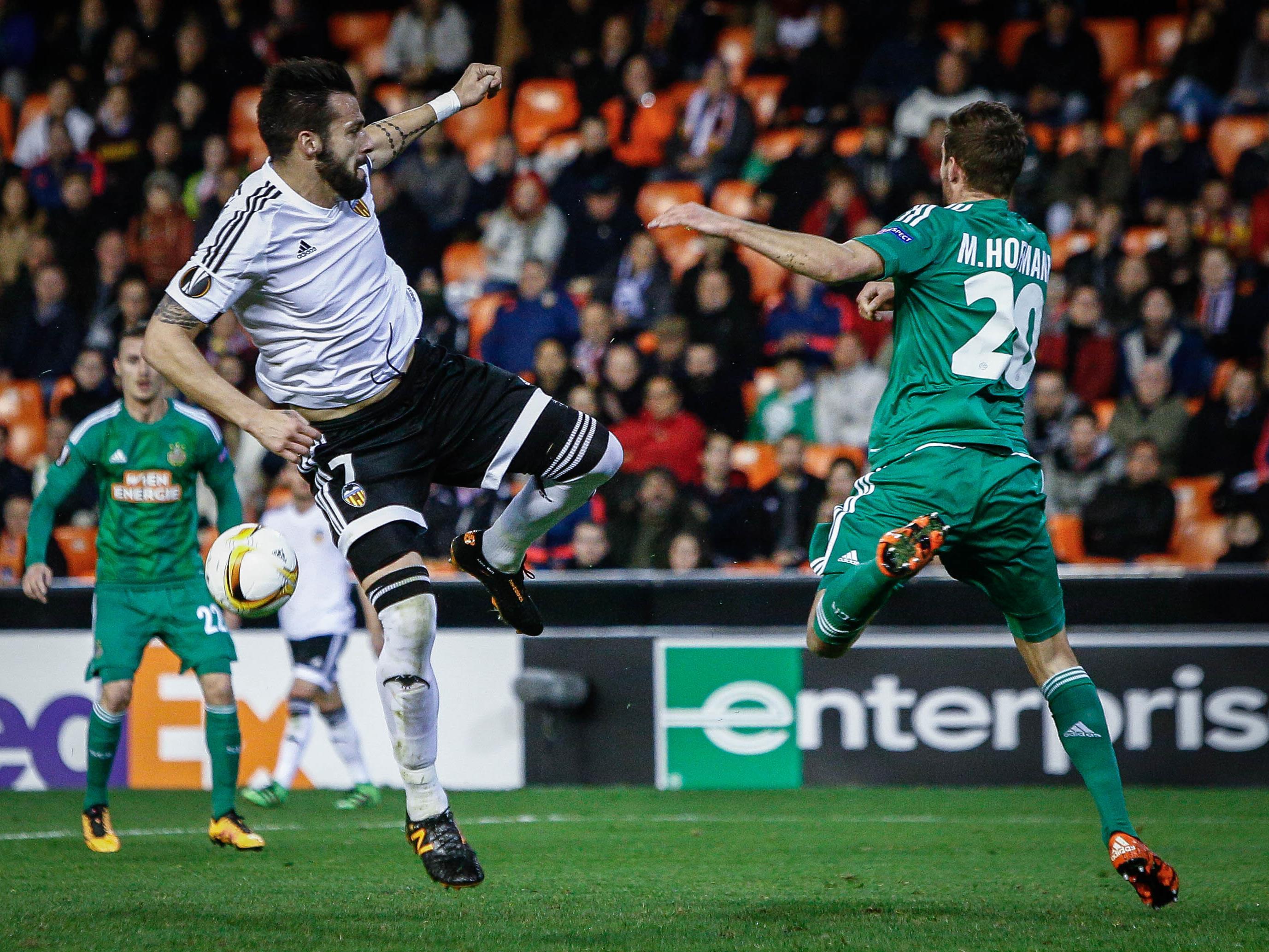 Rapid gegen Valencia bei uns im Liveticker.