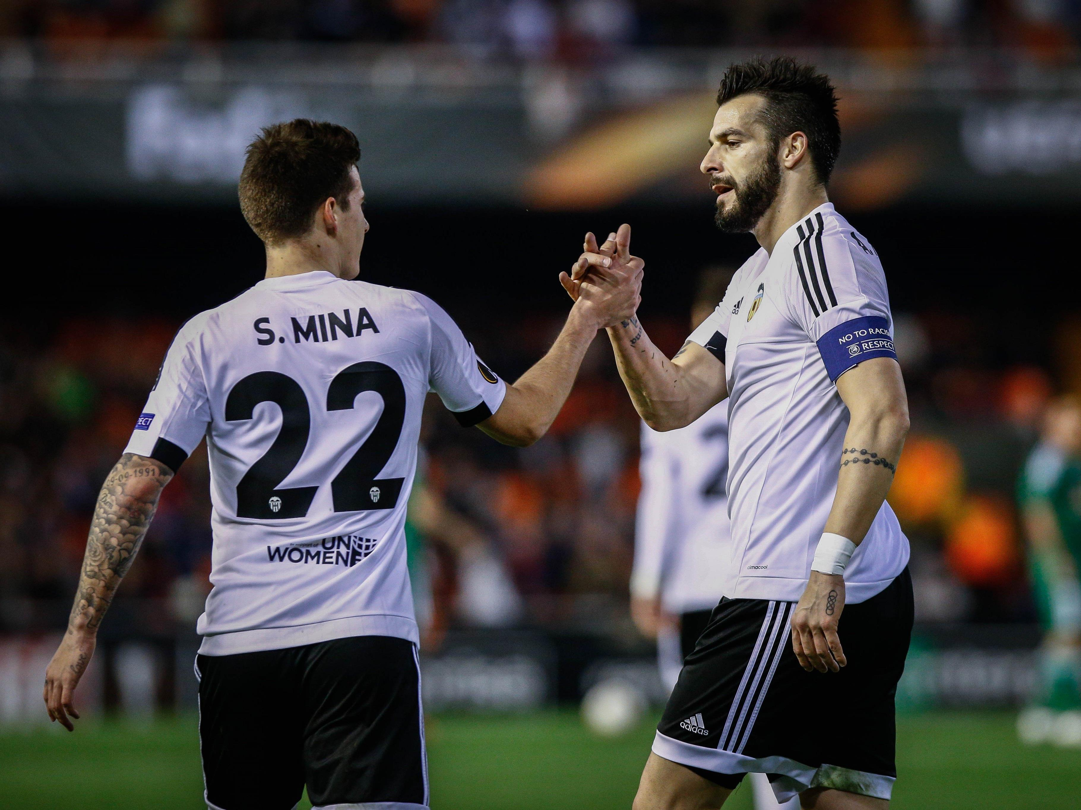 Santi Mina, Álvaro Negredo und Co. haben nicht in Wien trainiert.