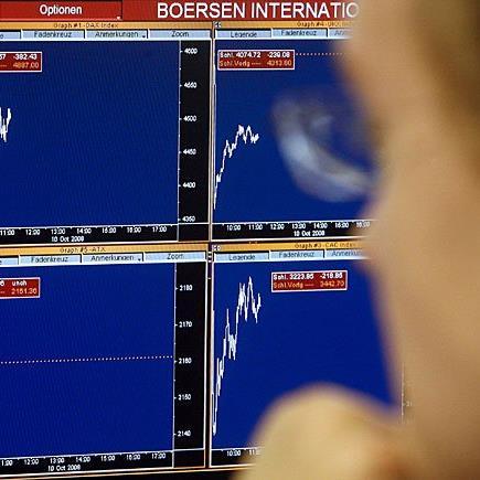 Die Wiener Börse verzeichnet ein Rekordtief