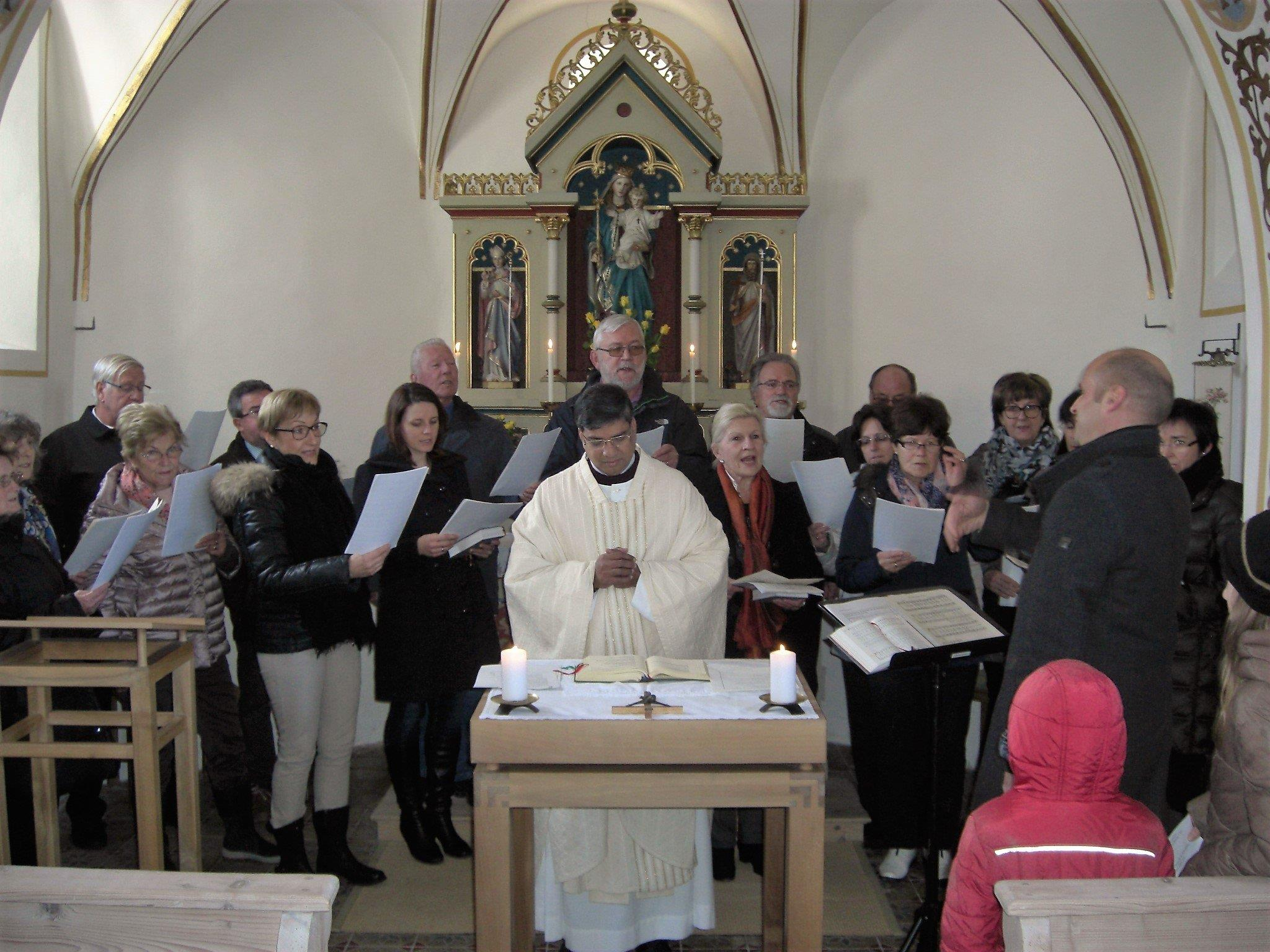 Patroziniumsgottesdienst in Latz