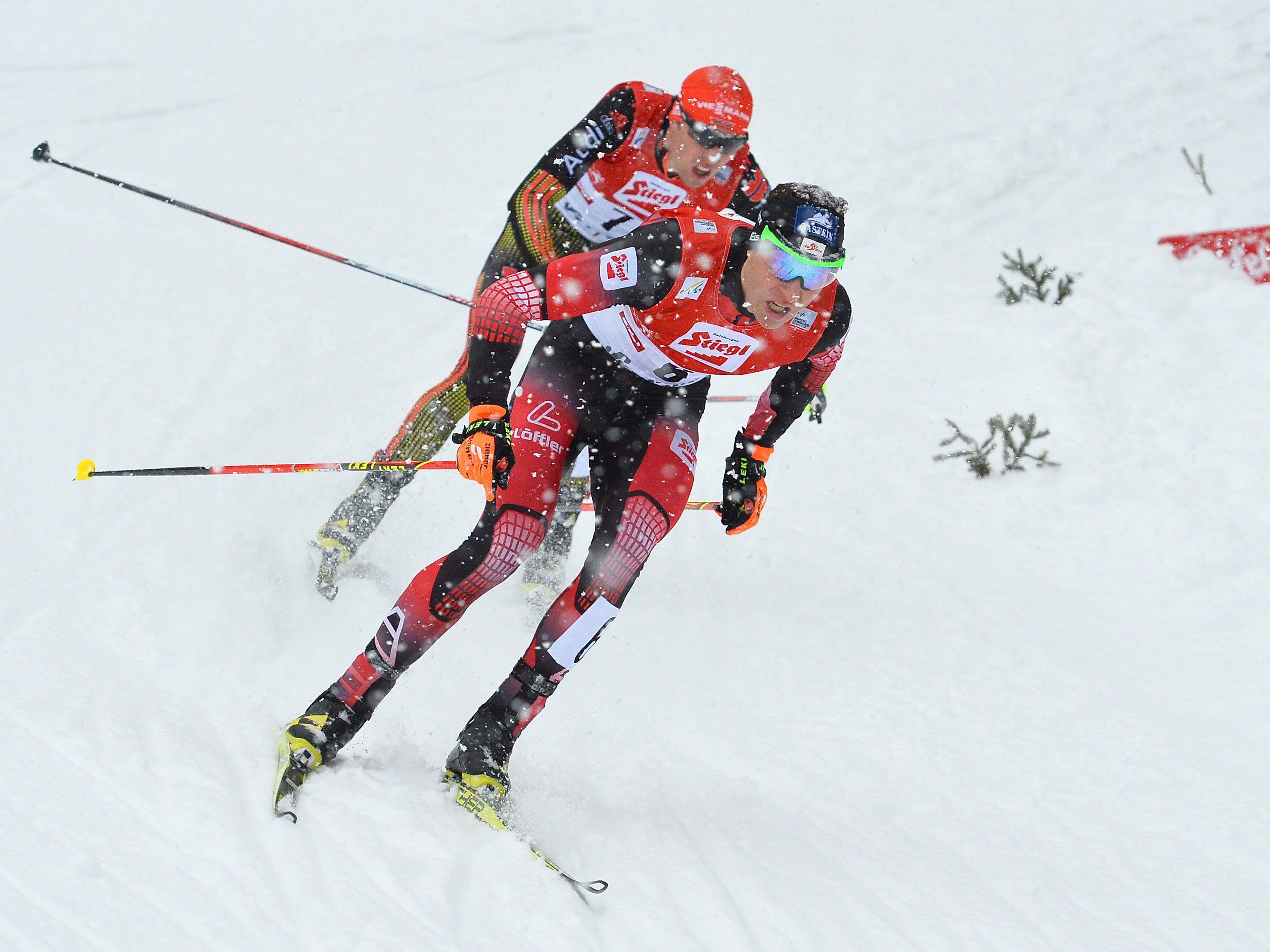 Vier Österreicher in den Top Ten.