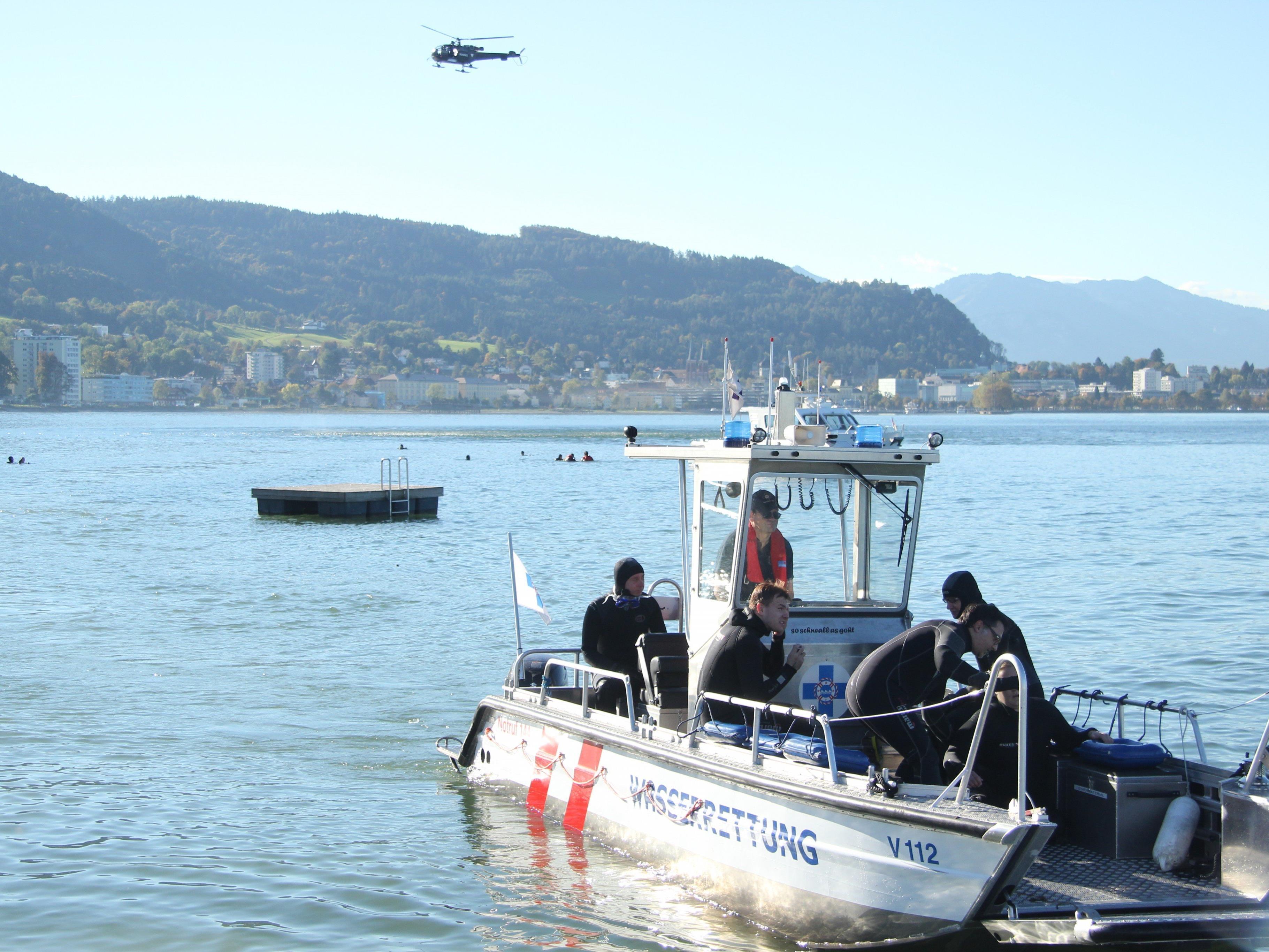 19 Personen starben im vergangenen Jahr im Bodensee.