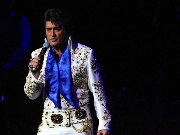 Viele musikalische Leckerbissen wurden allen Besuchern beim Elvis-Musical im Festspielhaus präsentiert.