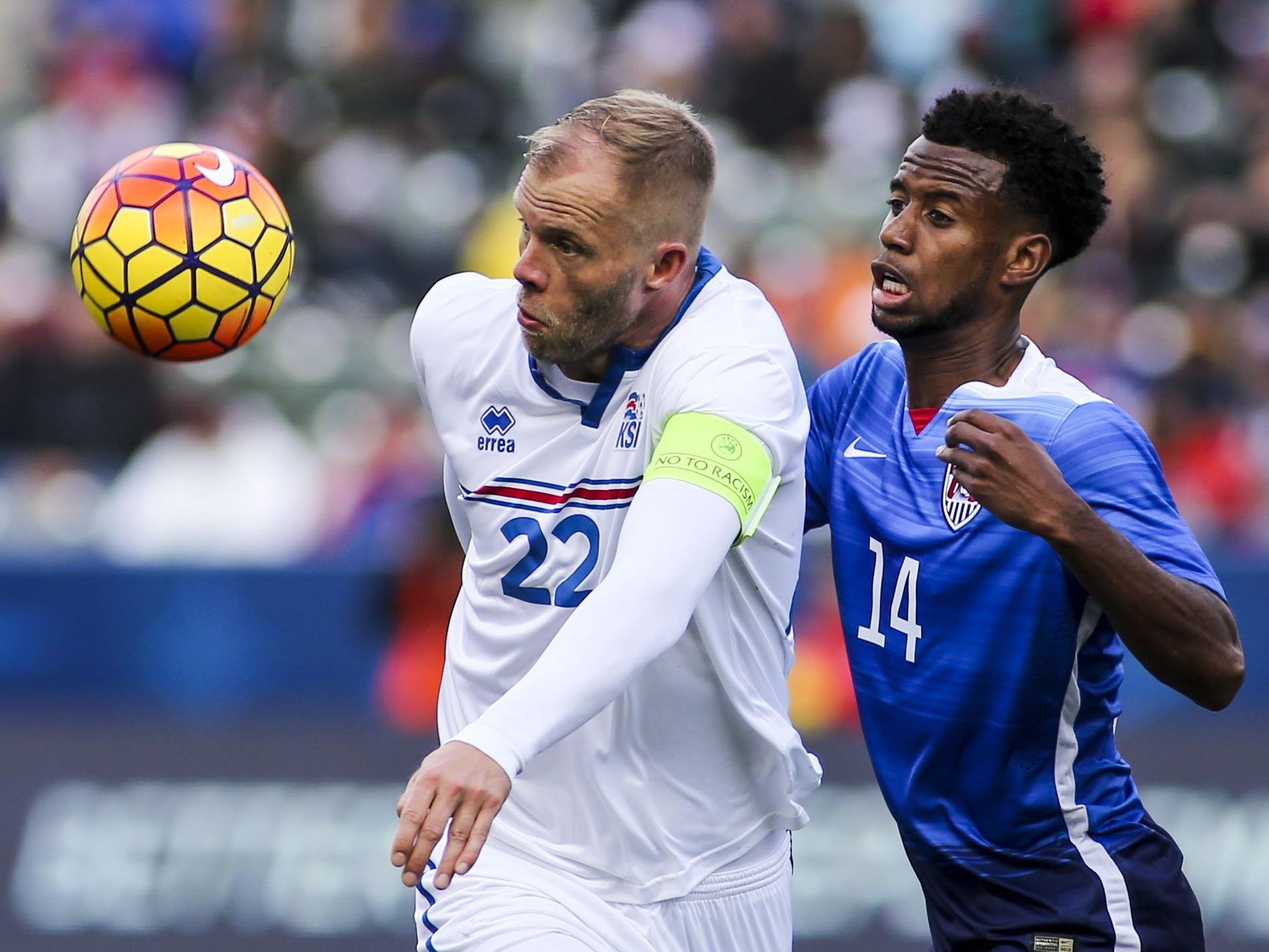 Island musste sich den USA im Test geschlagen geben.