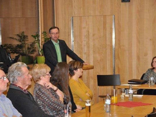 34. Jahreshauptversammlung des Gesundheits- und Krankenpflegevereins Ludesch.