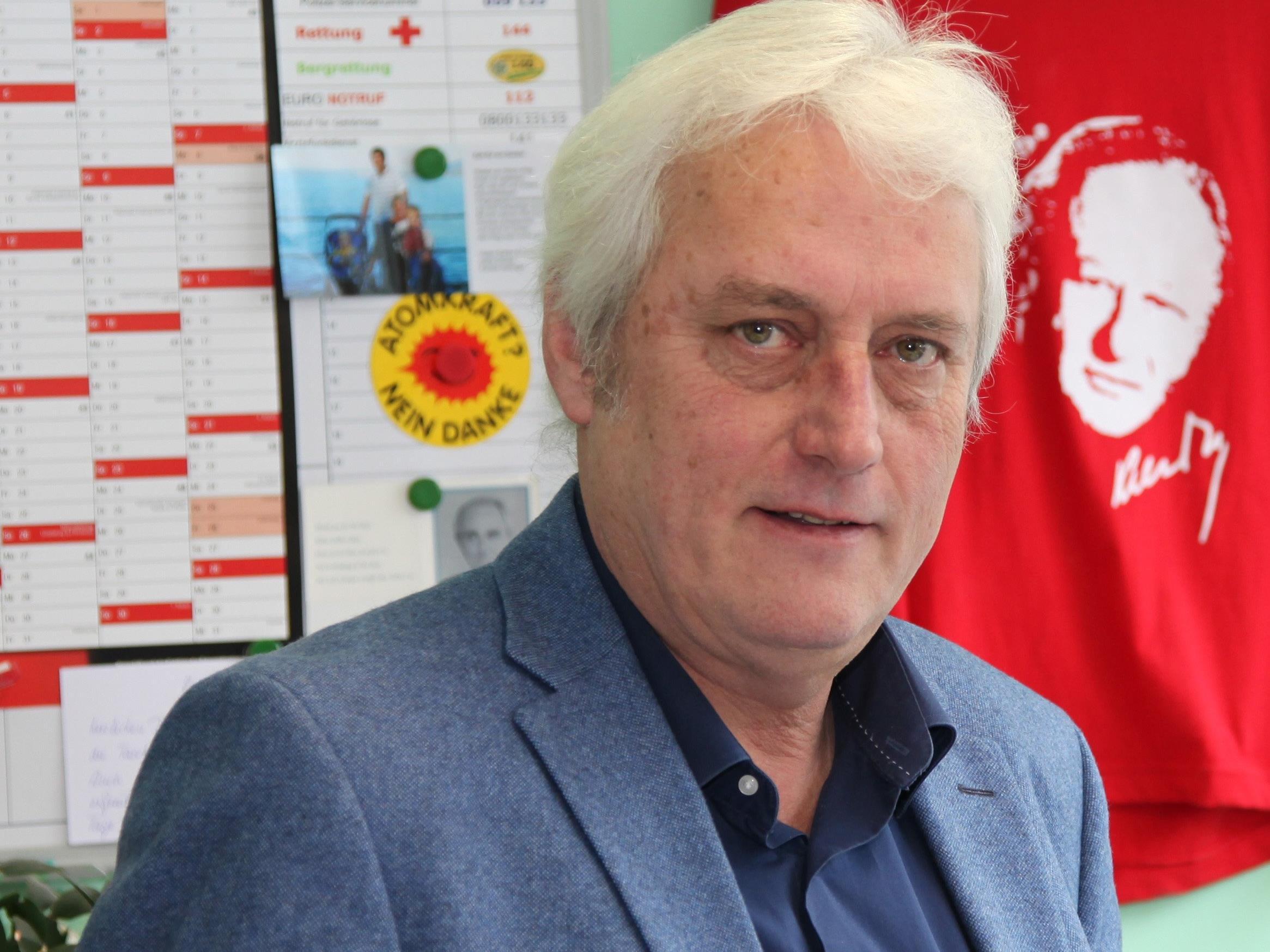 Norbert Loacker, Landesvorsitzender des ÖGB-Vorarlberg