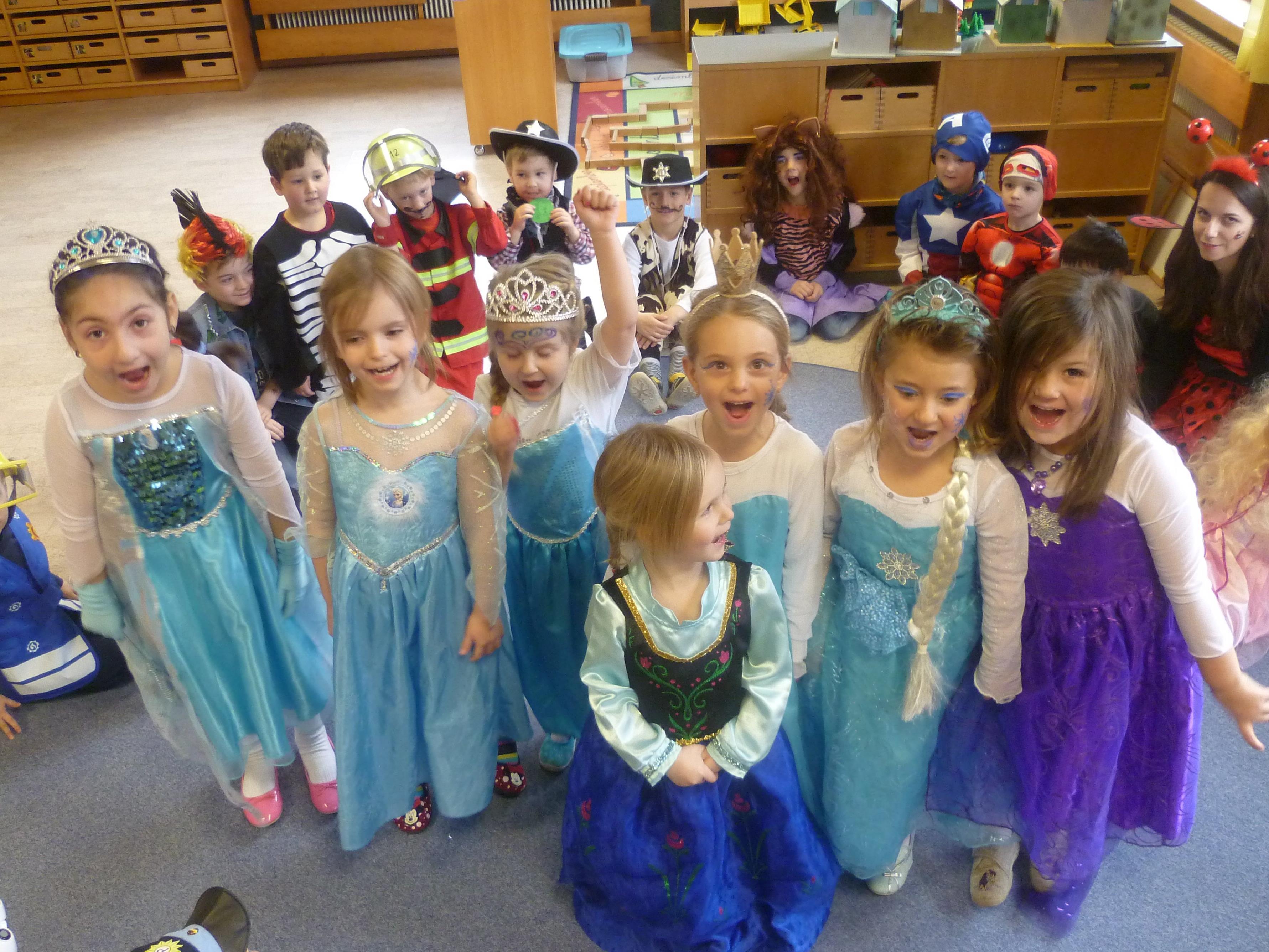 Faschingszeit Im Kindergarten Dalaas Vol At