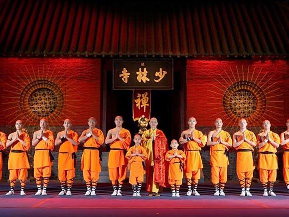 Die Shaolin-Mönche machen im Februar 2016 in Wien Halt