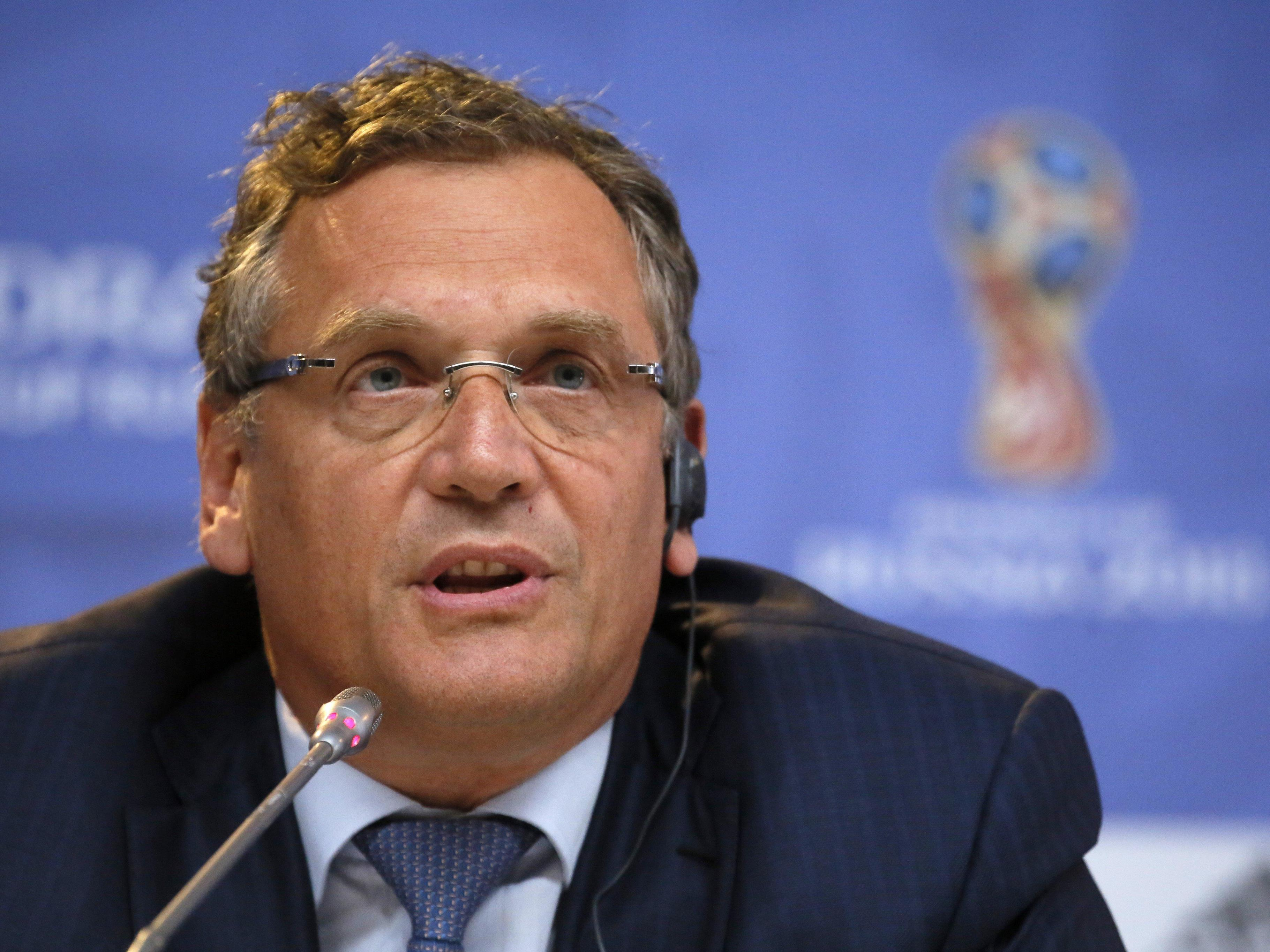 Drei schwere VErstöße legt die FIFA-Ethikkommission Valcke zur Last.