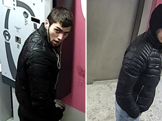 Diese beiden Männer werden nach dem Vorfall in Baden gesucht
