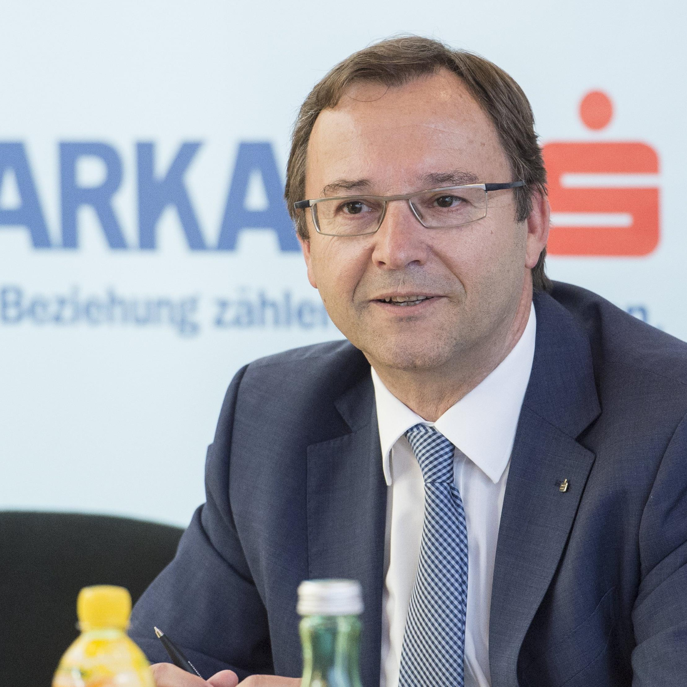 Dir. Werner Böhler -Sprecher Vorarlberger Sparkassen.