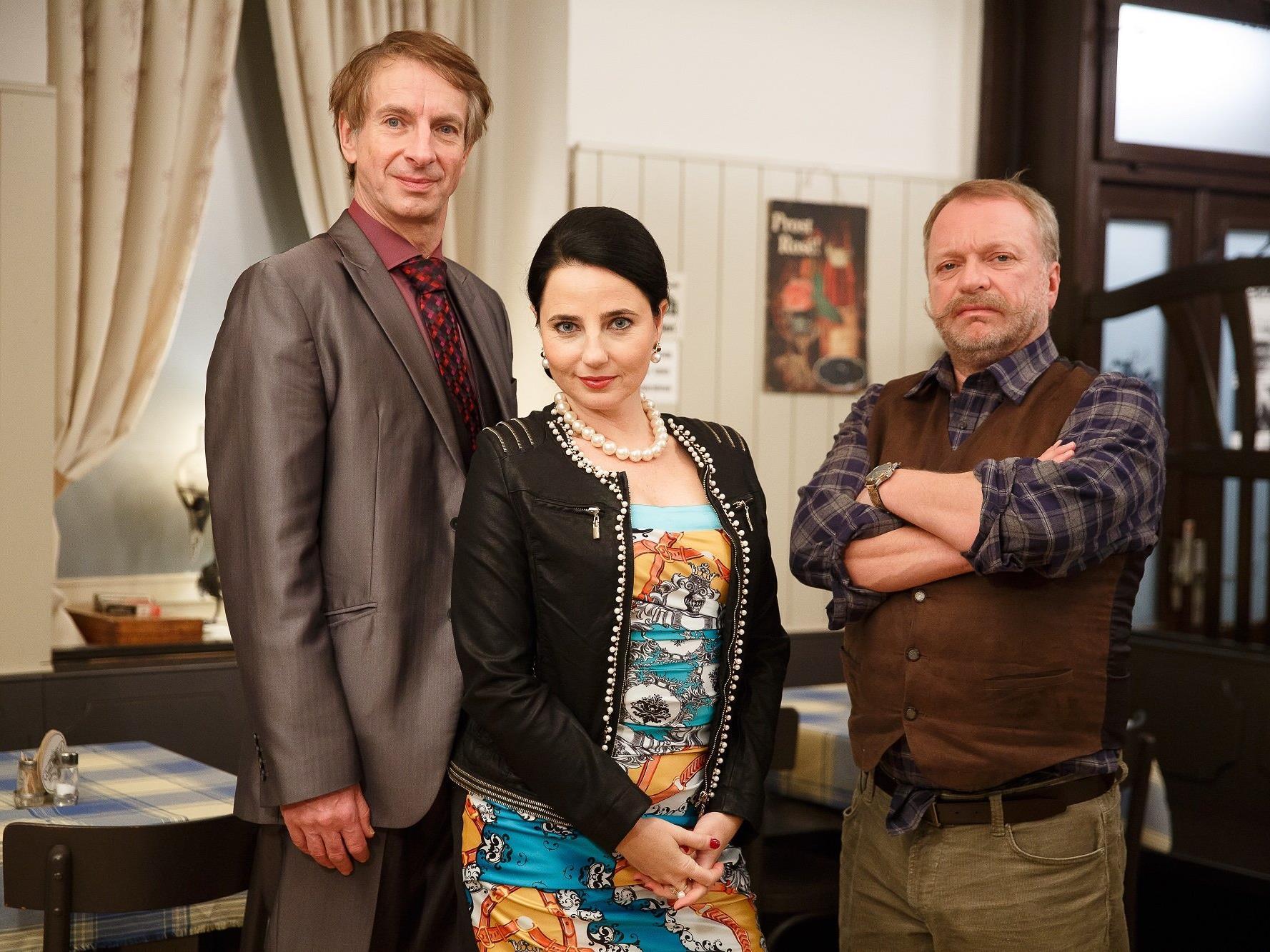Zum Brüller: Der Komedy Klub auf ServusTV.