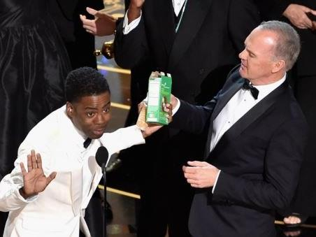 Oscars-Host: Chris Rock.