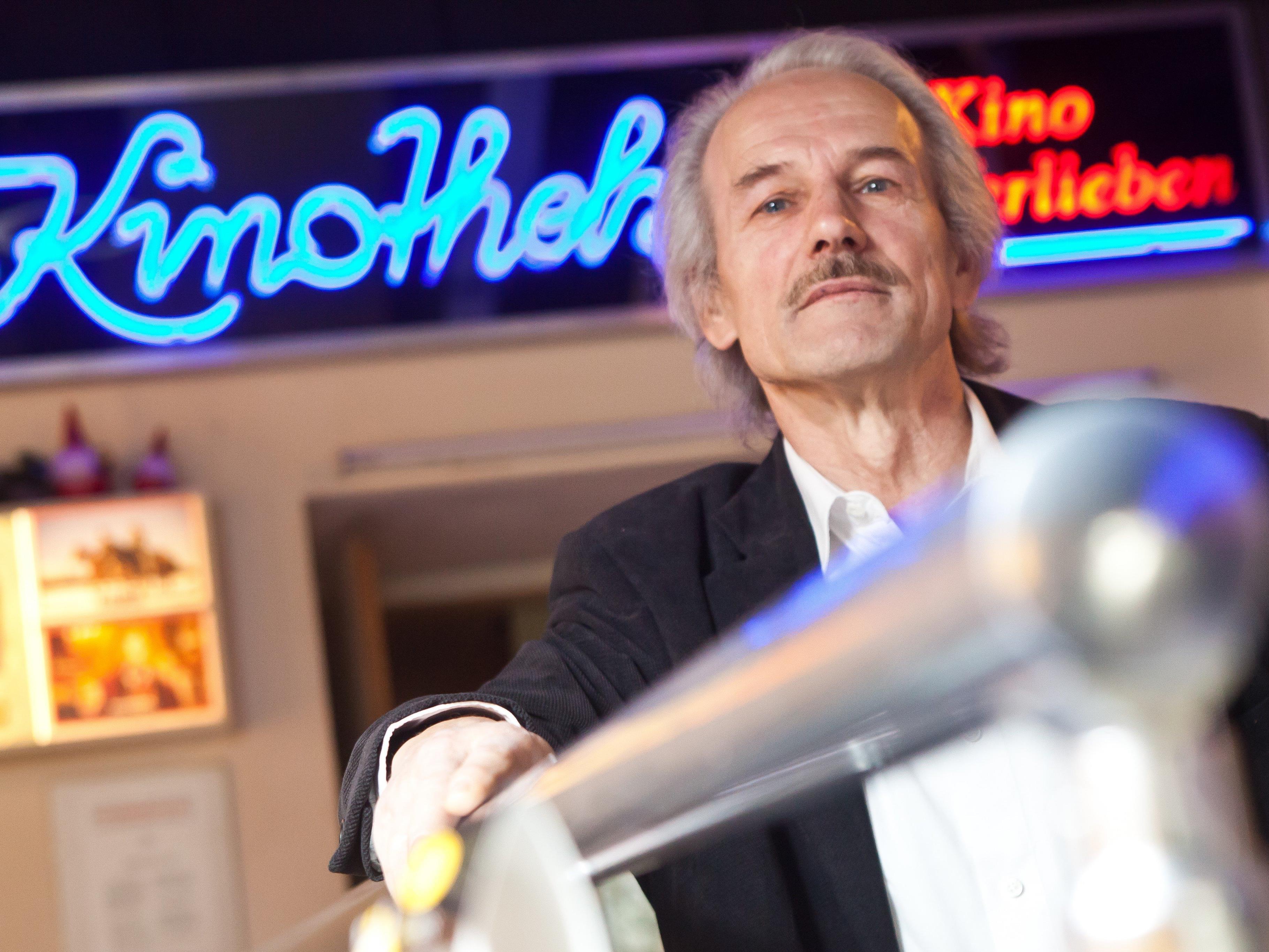 Wird mit Mails und Anrufen bombardiert: Kinobetreiber Andreas Fenkart.