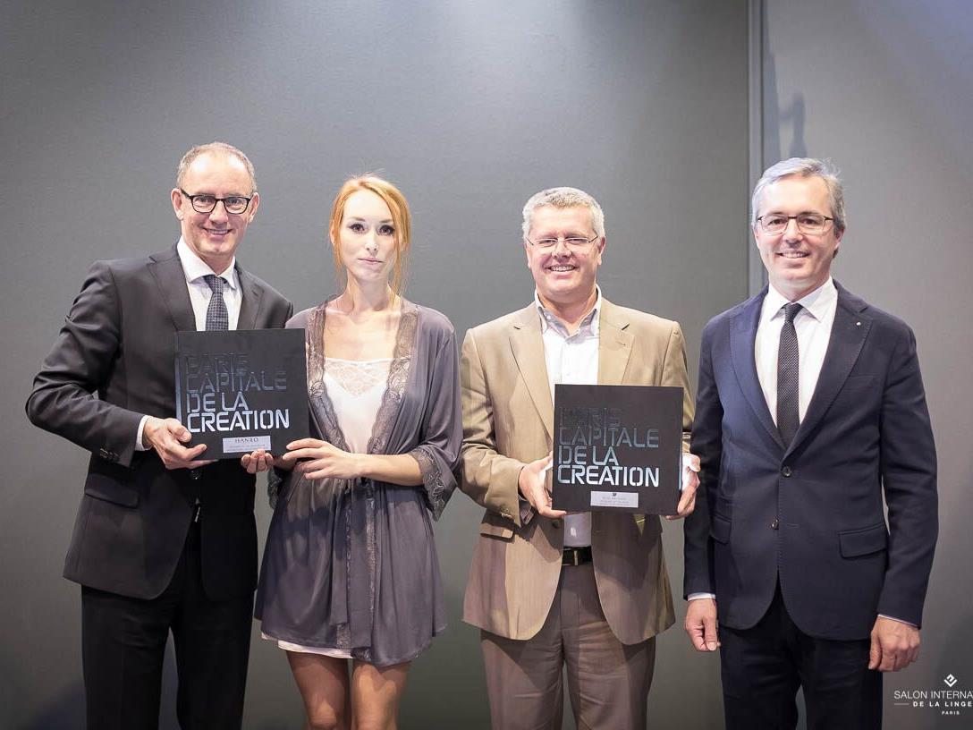 Hohe Auszeichnung für zwei Vorarlberger Unternehmen