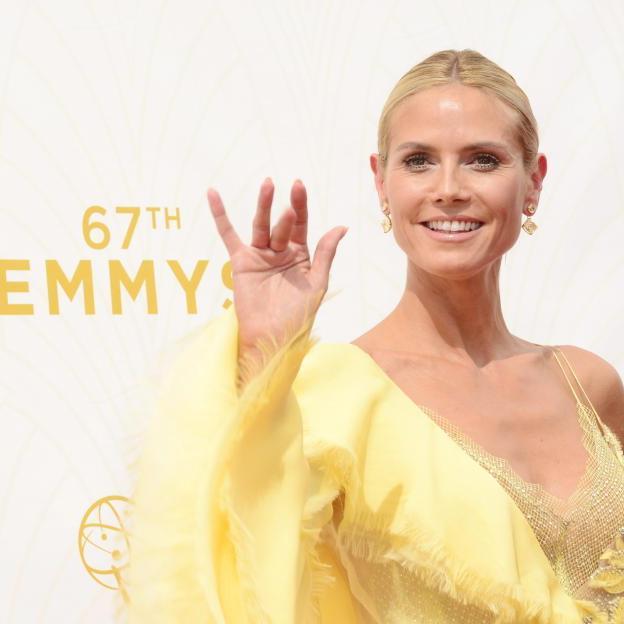Heidi Klum geizt auch mit über 40 nicht mit ihren Reizen