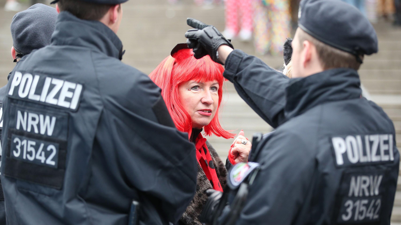 Köln Frau Vergewaltigt