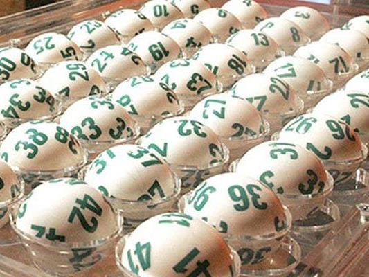 Erneut warten die Millionen im Lotto-Topf.