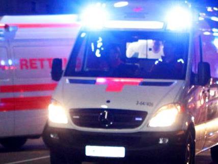 Für die Fußgängerin kam bei dem Unfall in Leopoldsdorf jede Hilfe zu spät