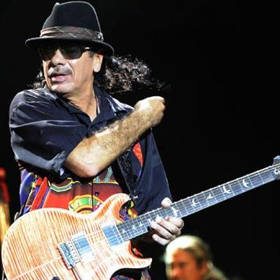 Carlos Santana gibt sich in Wien live die Ehre.