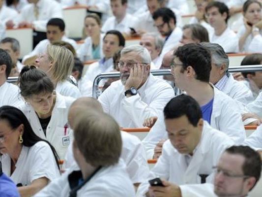 KAV und die Wiener Ärzte streiten wieder